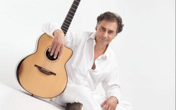 Concert du guitariste Pierre Bensusan à Miami