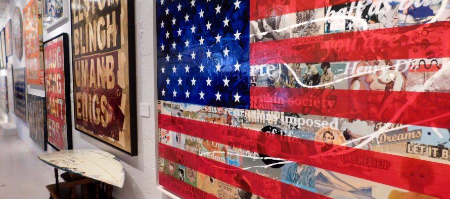 Marché de l'art : petite baisse aux Etats-Unis