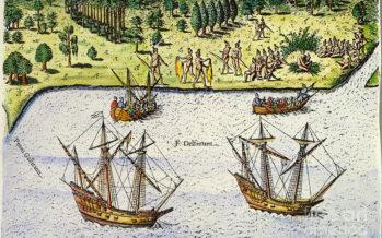 Terre d'Espérance : «CHARLESFORT» (3ème partie de notre roman historique sur l'arrivée des Français en Floride)