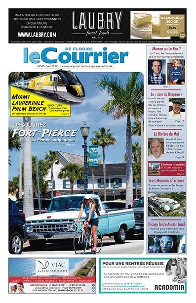 Le Courrier de Floride / Mai 2017