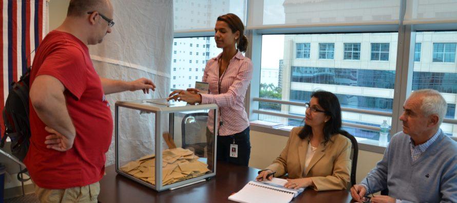 Présidentielles françaises : ça vote à Miami et en Floride !