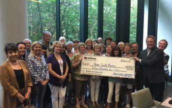 Les Diplomates remettent 15000$ à l'organisme Hope South Florida !
