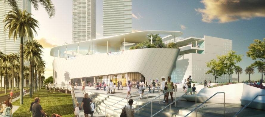 """Miami : Ouverture du nouveau """"Frost Museum of Science"""""""