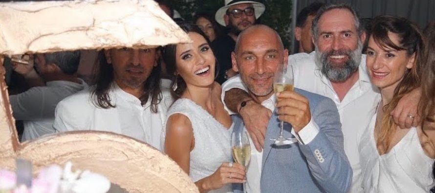 Miami Beach : La Villa Azur a fêté ses 5 ans tout en blanc !