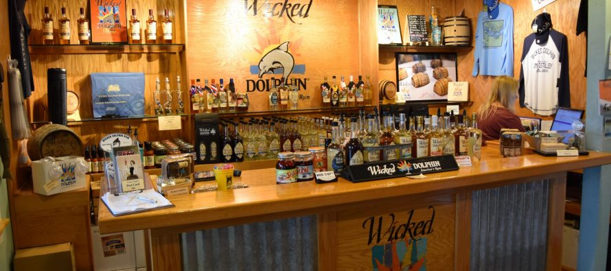 Wicked Dolphin : Le Rhum de Floride !