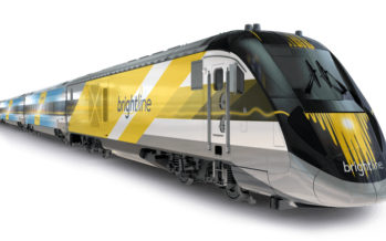 Le train Brightline Miami-Lauderdale-Palm-Beach sera lancé dès cet été