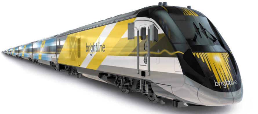 Le train Brightline Miami-Lauderdale-Palm-Beach sera lancé dès cet été