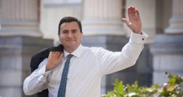 Législatives : Damien Regnard candidat face à Frédéric Lefebvre sur la circonscription USA-Canada