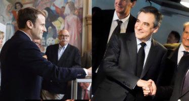 Amériques : Macron largement en tête devant Fillon. Mélenchon gagne l'Outre-Mer devant Macron