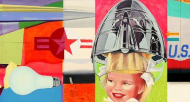 Le pop art en deuil : Rosenquist n'est plus !
