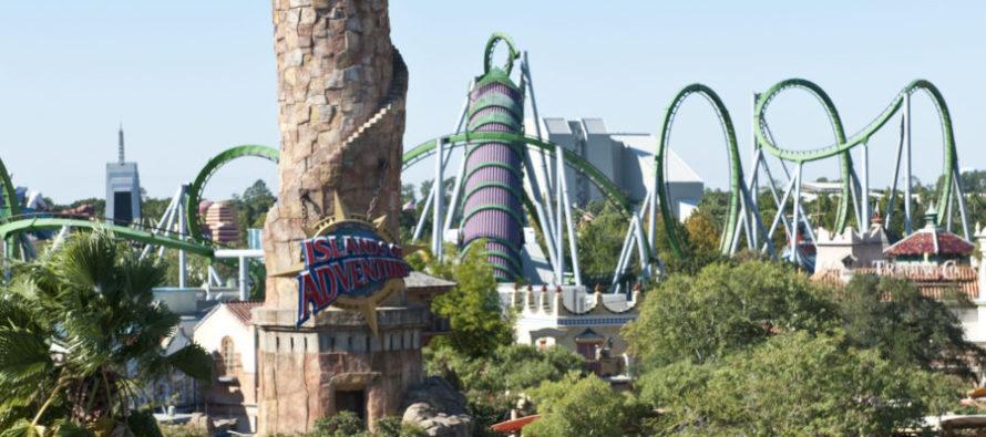 Visiter Universal Island of Adventure à Universal Orlando