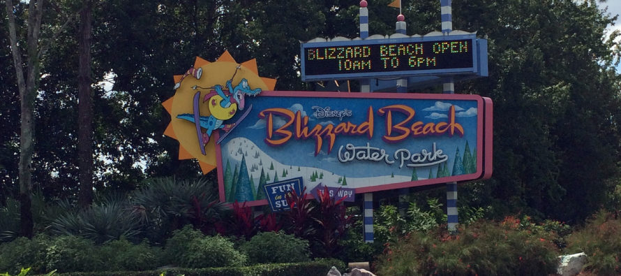 Visiter Disney's Blizzard Beach à Disney World Orlando