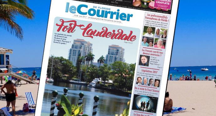 Le Courrier de Floride de Juin 2017 est sorti !