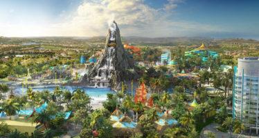 Visitez « Universal's Volcano Bay » le nouveau parc d'attractions d'Universal Orlando