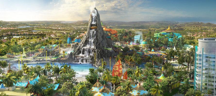 Visitez Universal's Volcano Bay le nouveau parc d'attractions d'Universal Orlando