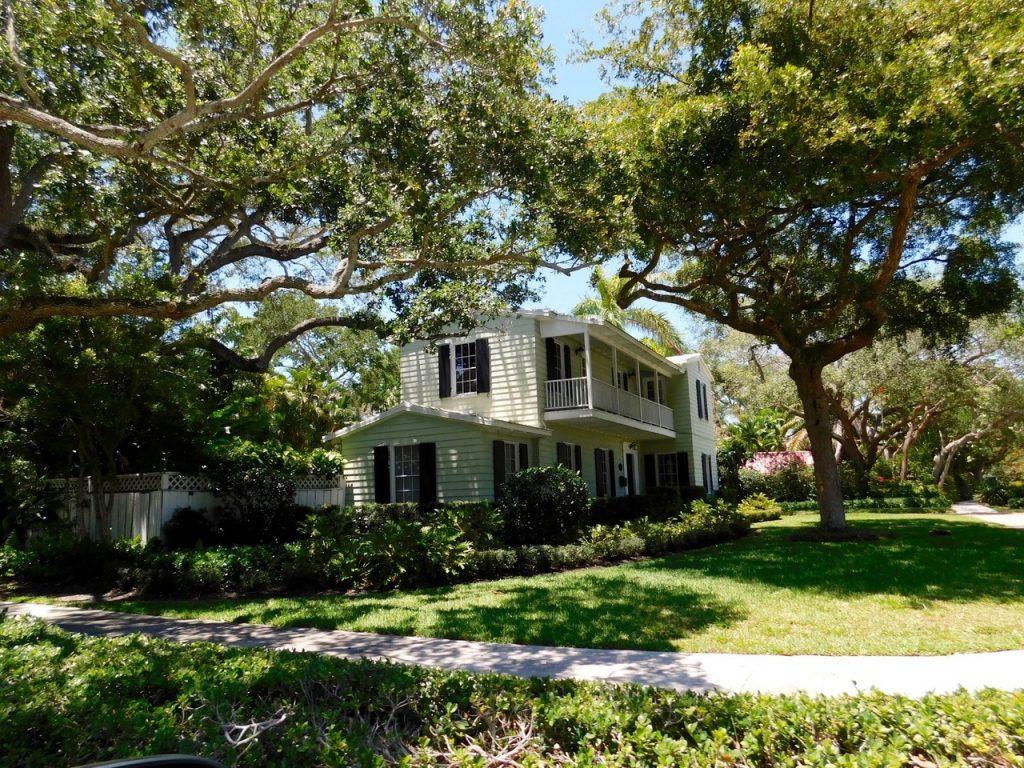 Quartier de Virginia Park à Fort Lauderdale