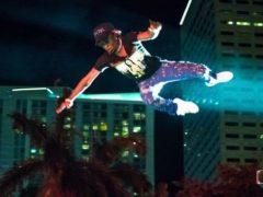 Un rappeur volant à Miami