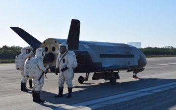 Une navette spatiale secrète a atterri à Canaveral