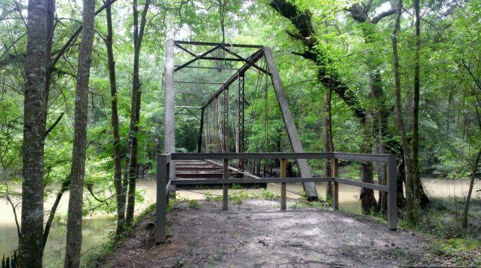 Le Bellamy Bridge à Marianna