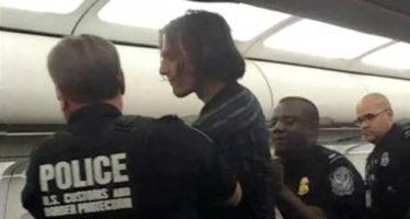 Un Canadien agresse le personnel de bord avec une cafetière