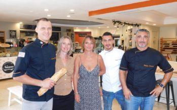 Nanou : la bakery française près de la plage de Las Olas (Fort Lauderdale)