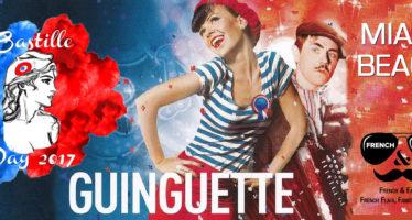 Le 14 juillet à Miami : Bastille Day Party de «French & Famous» !