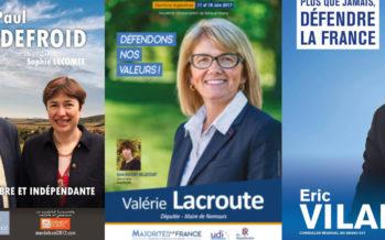 Elections en France : ces candidats aux noms exotiques