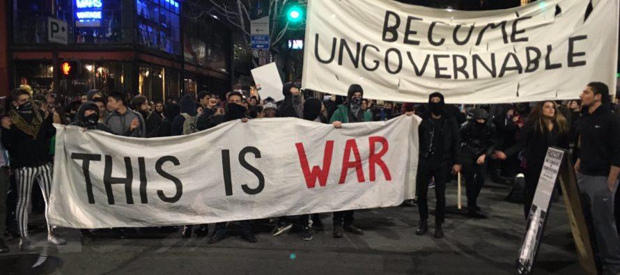 Regain de radicalisme militant aux Etats-Unis