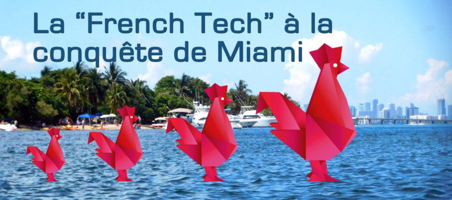 La French Tech à la conquête de Miami
