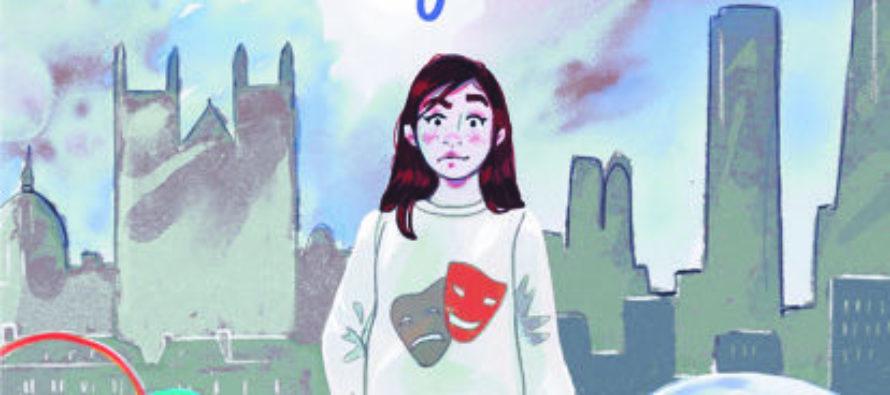 «Journal d'une ado expatriée» : un roman qui peut aider à vivre à l'étranger !