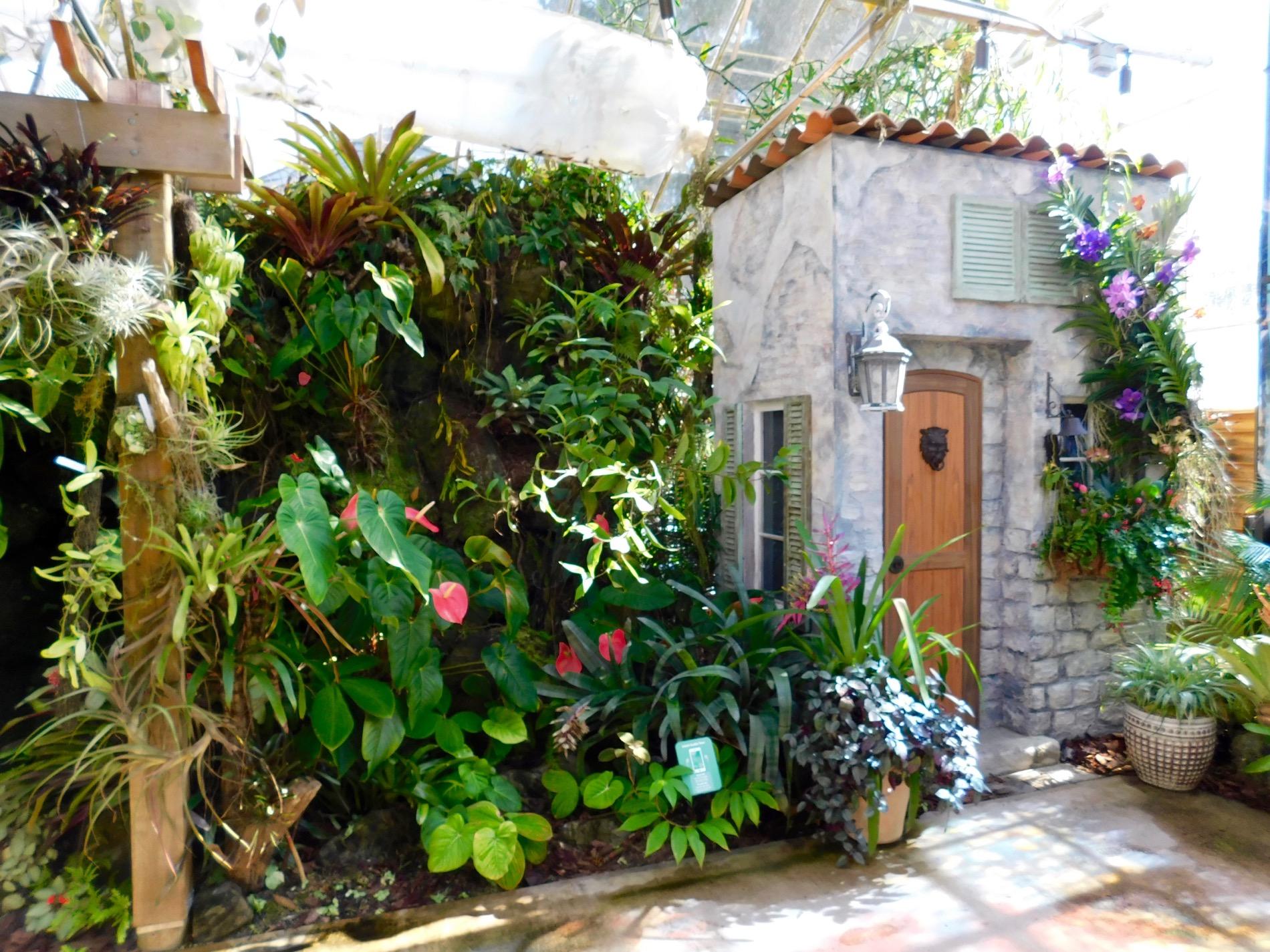 Mary Selby Botanical Gardens Sarasota 7777 Le Courrier