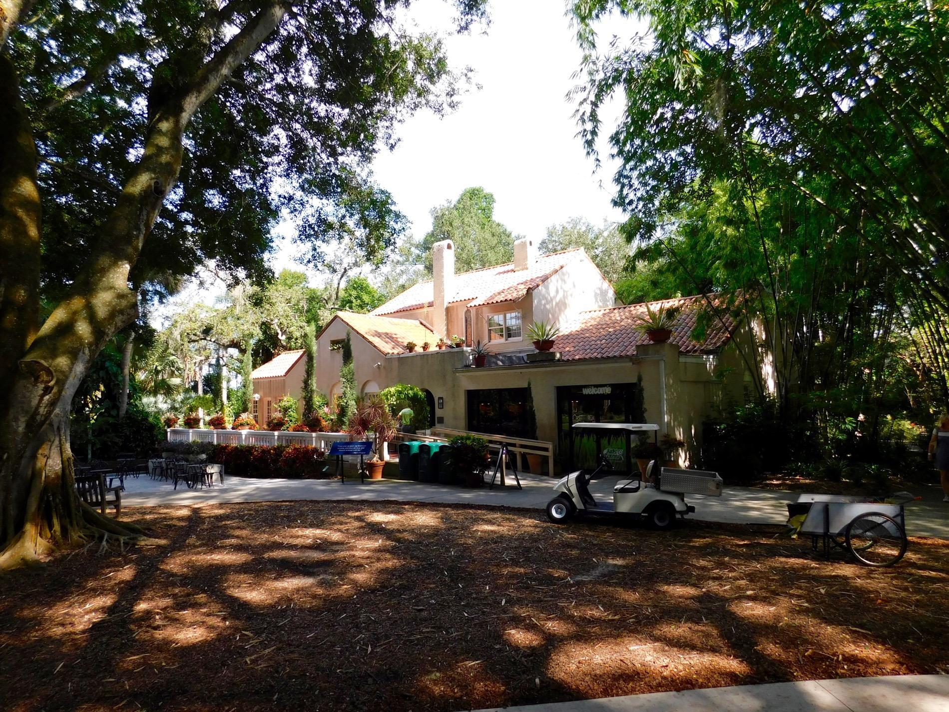Mary Selby Botanical Gardens Sarasota 7794 Le Courrier