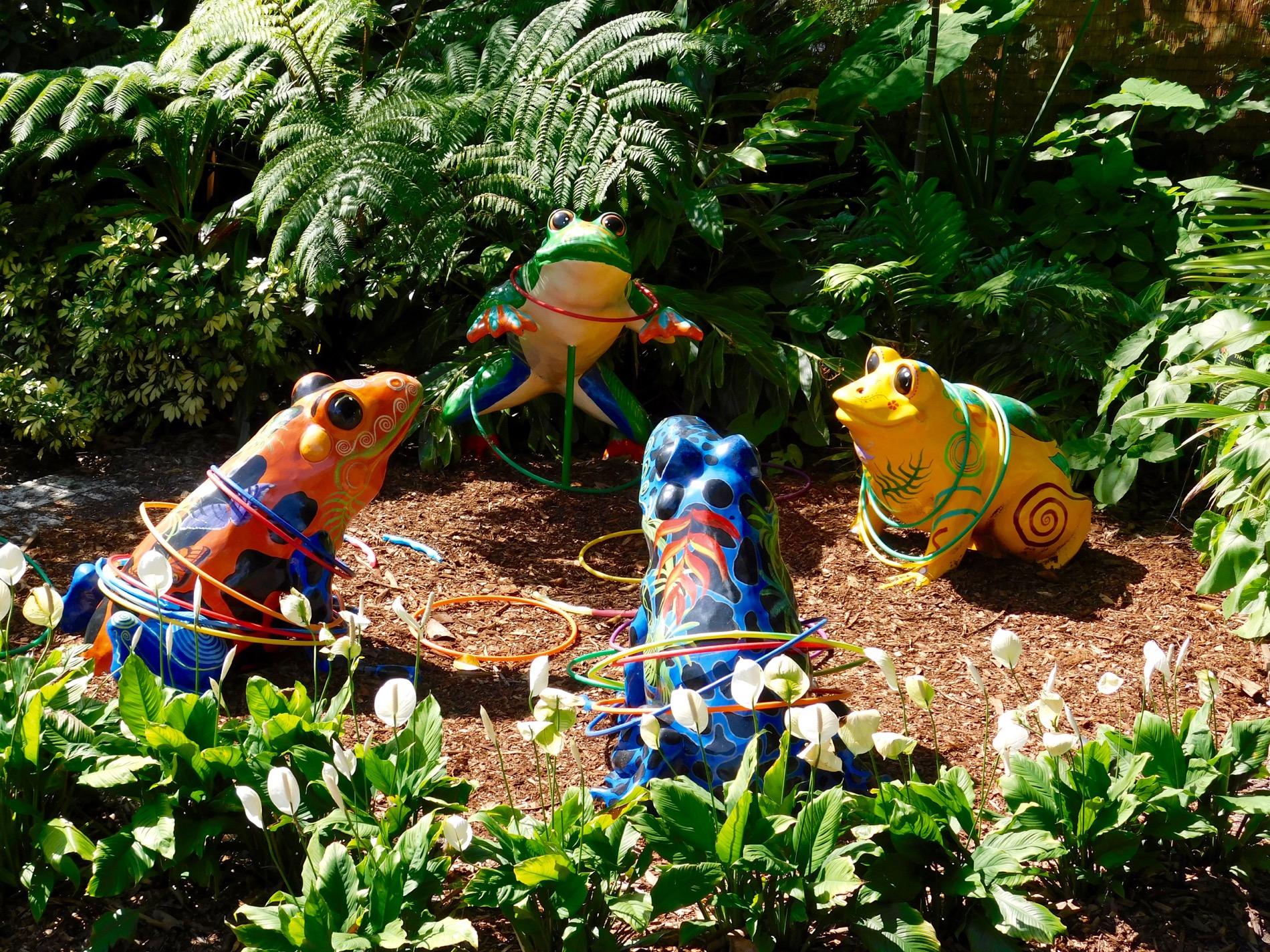 Mary Selby Botanical Gardens Sarasota 7809 Le Courrier