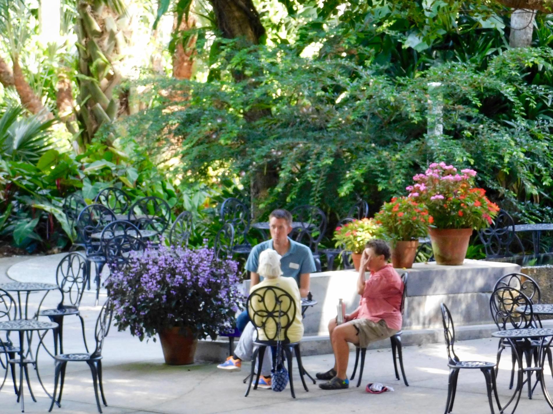 Mary Selby Botanical Gardens Sarasota 7813 Le Courrier