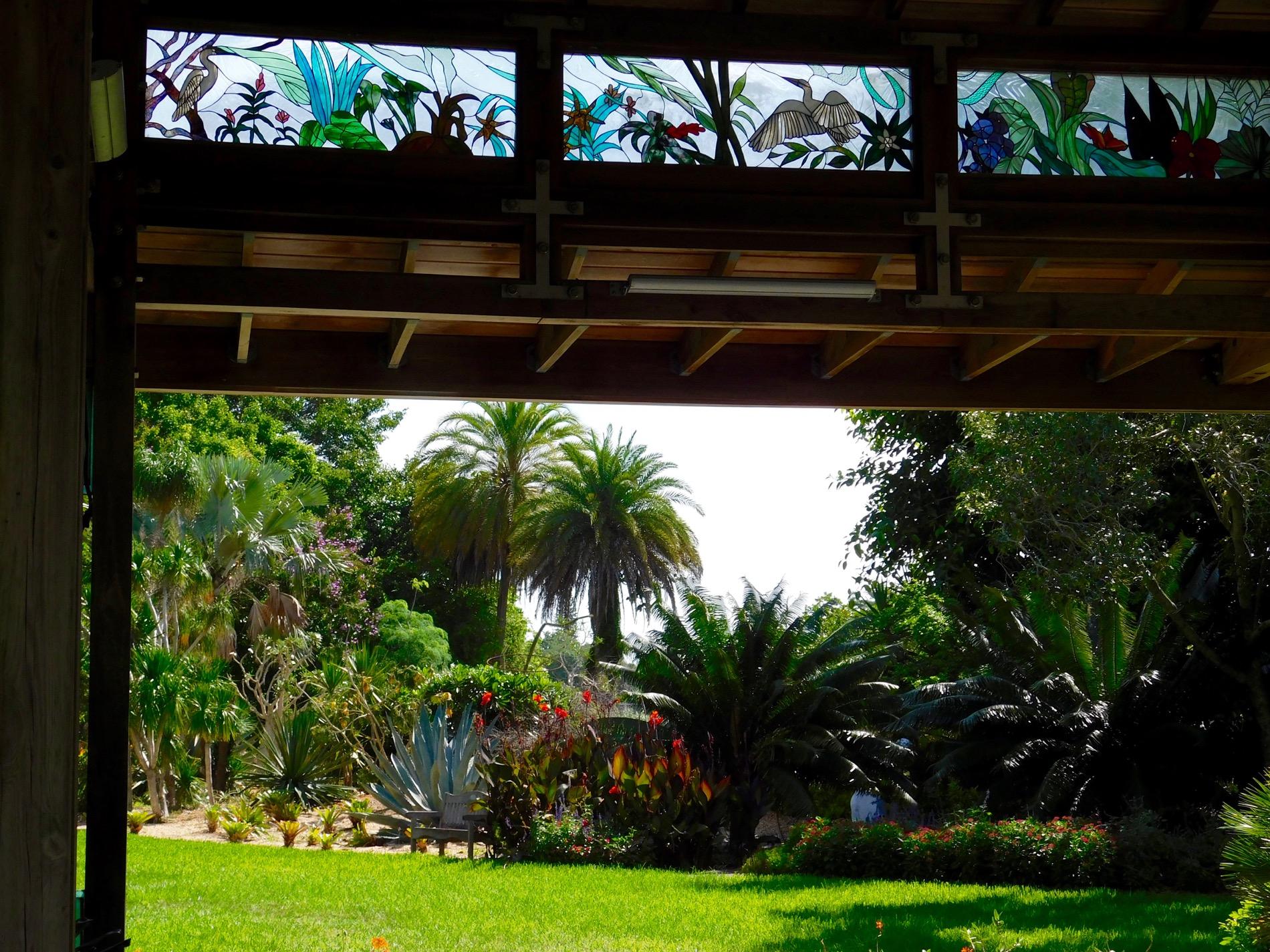 Mary Selby Botanical Gardens Sarasota 7854 Le Courrier