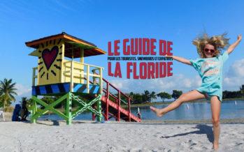 Le Guide de la Floride 2017-2018 est sorti !