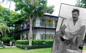 Maison d'Ernest Hemingway à Key West : un écrin pour un écrivain