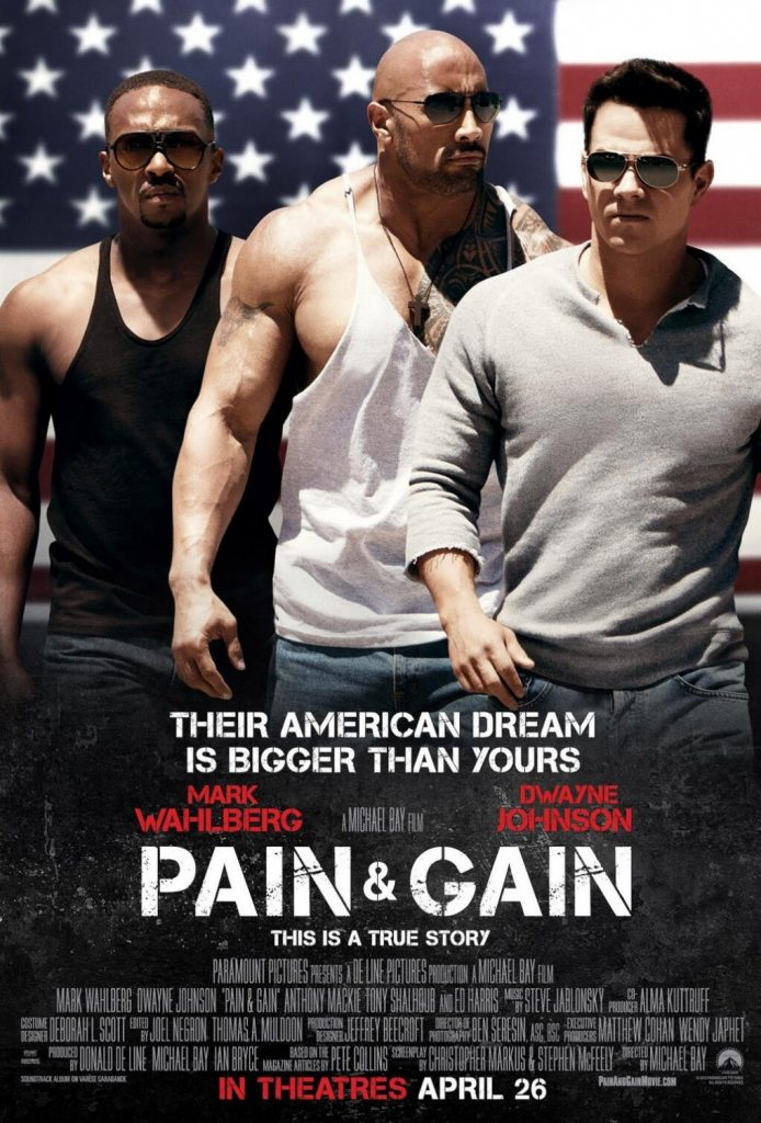 Film Pain and Gain