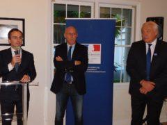 Vidéo : Bernard Laporte à Miami pour défendre la coupe du monde de rugby France 2023