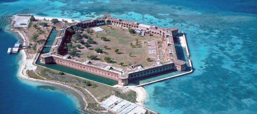 Visiter le merveilleux archipel de Dry Tortugas (îles Keys de Floride)