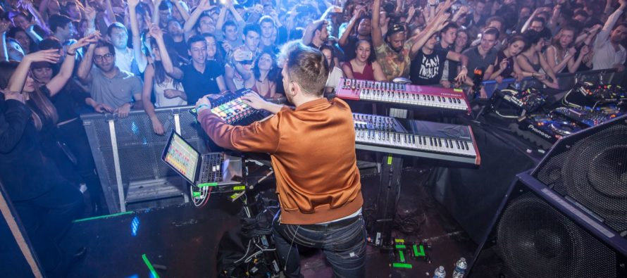 Musique électronique : Joris Delacroix en concert à Miami