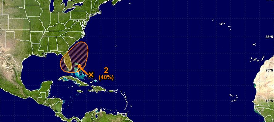 Fortes pluies attendues sur la Floride à partir de mardi 22 août