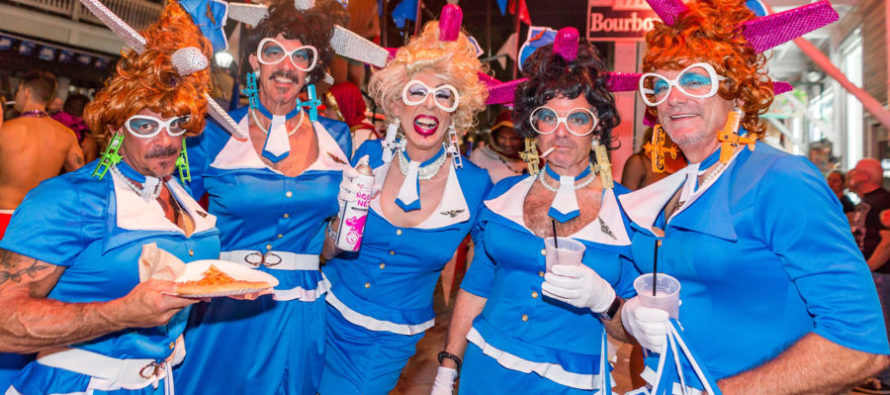 Fantasy Fest de Key West : le carnaval le plus excentrique de Floride revient en octobre !