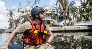 Ouragan Irma : un sentiment d'impuissance