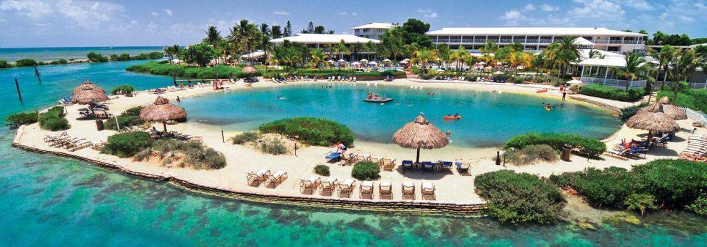 Hawks Cay : un très beau complexe hôtelier près de Marathon, dans les Keys de Floride.