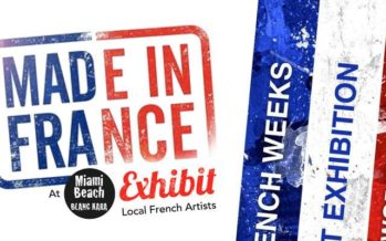 Expo Made in France 2017 : ce sera le 1er novembre à Miami Beach !