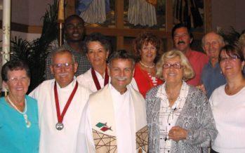 Cérémonie catholique du Mercedi des Cendres à Hollywood, Floride