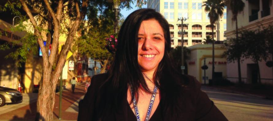 Paola Isaac Baraya : «Nous souhaitons que Broward County devienne une plateforme mondiale du commerce»