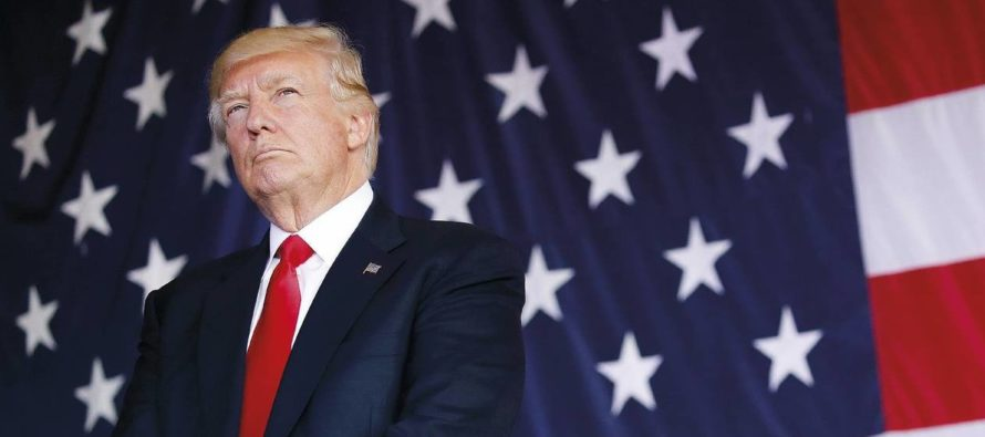 «Trumpland : portrait d'une Amérique divisée» le dernier livre de Jean-Eric Branaa