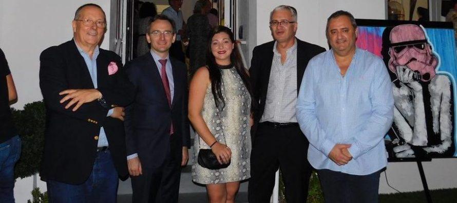 Les photos de l'expo Made in France Exhibit 2017 à Miami Beach